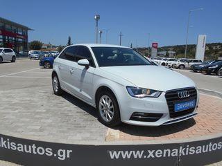 Audi A3 '14 SPORTBACK ΑΥΤΟΜΑΤΟ-ΠΕΤΡΕΛΑΙΟ