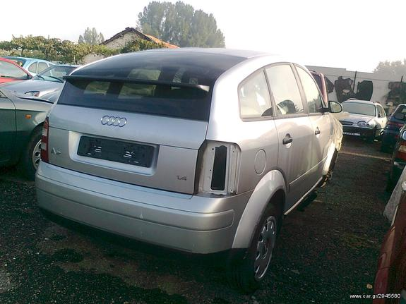 Audi A2 gia antallaktika 99-2005