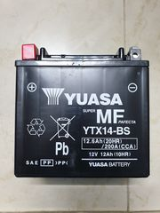 Mπαταρια YUASA MF YTX14-BS