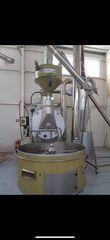 Καβουρδιστηρι Καφε  εως 120 κιλα ανα κυκλο ψησιματος Discaf TN 120