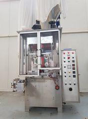 Συσκευαστικη Μηχανη Καφε με μηχανισμό τοποθέτησης ανεπίστροφης βαλβίδας