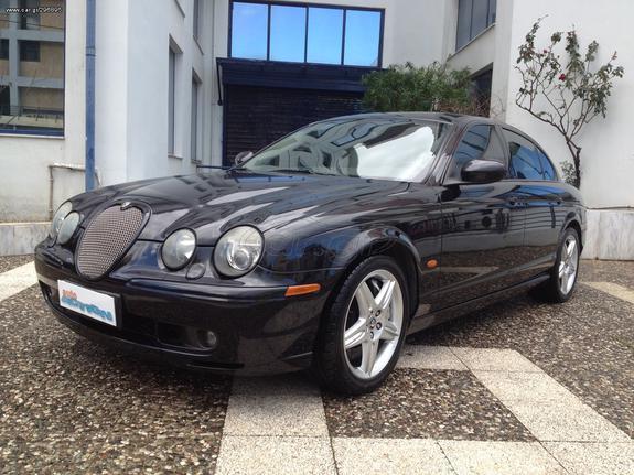 Jaguar S-Type '03 R V8 AUTOMATIC