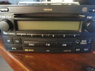 TOYOTA HILUX RADIO CD MP3
