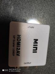 ΑΝΤΑΠΤΟΡΑΣ HDMI ΣΕ RCA