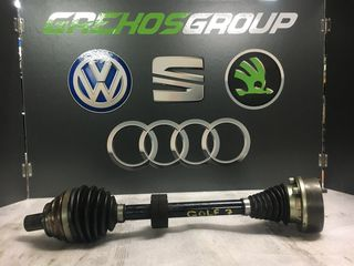 VW GOLF 7 ΗΜΙΑΞΟΝΙΟ ΑΡΙΣΤΕΡΑ