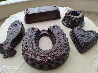 5x Κεραμικά  για κέικ BAY CERABAK