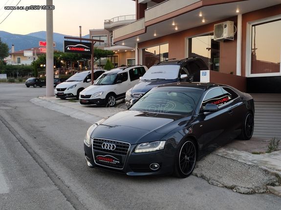 Audi A5 '08 Ελληνικό BOOK SERVICE