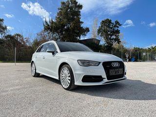 Audi A3 '14 ETRON*S-LINE*PANO*NAVI*LED*CAM