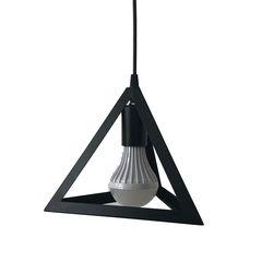 Φωτιστικό Οροφής DDX 8741 Τρίγωνο 23cm 8189