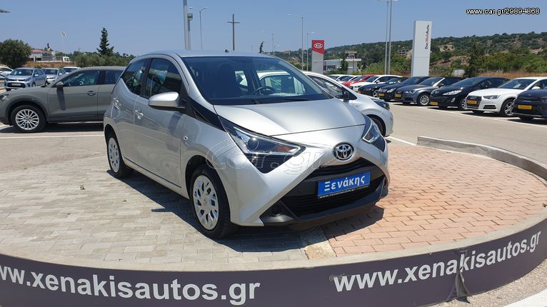 Toyota Aygo 2019 X -PLAY TOUCH