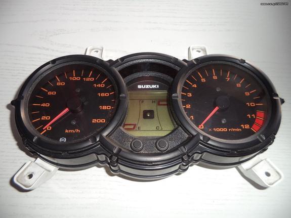 ΚΟΝΤΕΡ DL 650 V STROM