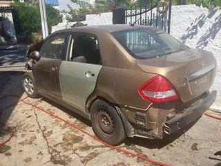 Nissan Tiida Ολόκληρο ή Τμηματικά ή Ανταλλακτικά