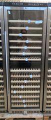 Συντηρητής κρασιών βιτρίνα POLAR CE218