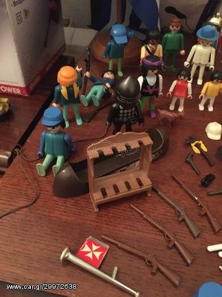 Playmobil Παλιά με αξεσουάρ