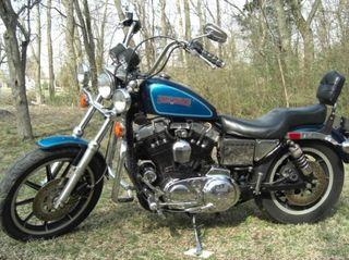 Harley Davidson Sportster Custom Limited '97