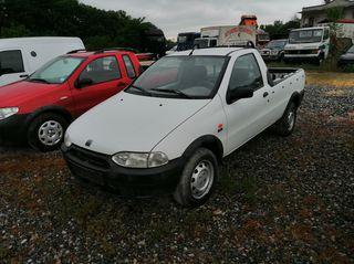 Fiat Strada '01 1.7 turbo diesel