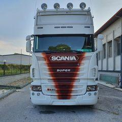 Scania '13 R560 euro5 Διπλό  τεμπέλη