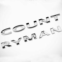 Γραμματοσειρά Σήμα Countryman για Mini Cooper