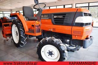 Kubota '11 KUBOTA GL 201 ΡΕΒΕΡΣΑ