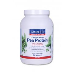 NATURAL PEA PROTEIN 750GR