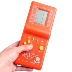 Φορητή Κονσόλα Tetris LCD 1.0*1.2 (Πορτοκαλί) (OEM)