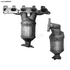 Πολλαπλή με καταλύτη OPEL ZAFIRA B 1.6i 16v Z16XEP engine (ΜΕRIVA-VECTRA)