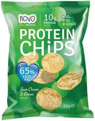 NOVO Protein Chips 30gr Barbeque