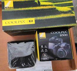 Σφραγισμένη Nikon COOLPIX B500 Black