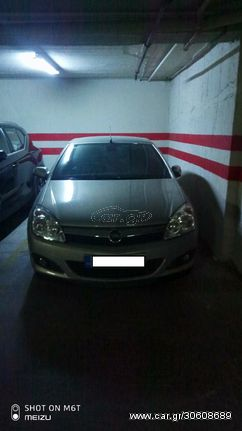 Opel Astra 2008 TWINTOP 1.6 TURBO COSMO 180HP