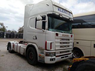 Scania '03 164 480 EURO 3 RETARDER