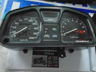 HONDA XLV-600