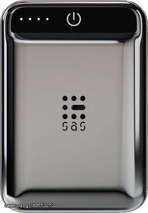 Φορτιστής Power Bank Metallic Go-Recharge  Luxury Line 5.000mAh SAS