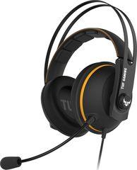 ASUS TUF Gaming H7 Core Headset (90YH01RY-B1UA00) Black/Yellow (σε 3 άτοκες ή 4 εώς 36 δόσεις)