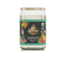 Coco Bio - Organic Extra Virgin Coconut Oil 500ml