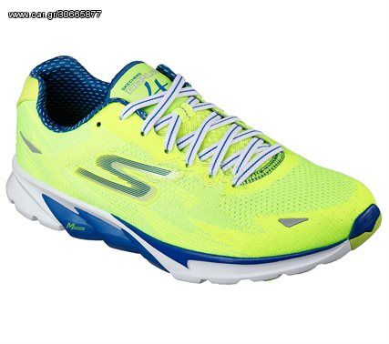 Skechers GOrun 4 - 2016 - LEMON,BLUE