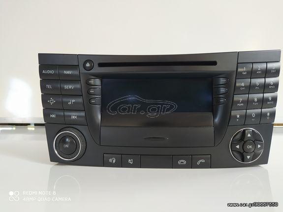 Ράδιο CD Mercedes W211