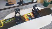 Χειμερινά Σπόρ snowboard '09 BURTON CUSTOM162W+Δεστρες-thumb-12
