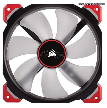 Corsair ML140 Pro LED Red red