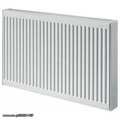 DELONGHI Radel 11/900/1000 1563 Kcal Θερμαντικό Σώμα Πάνελ (Panel) Εξωτερικού Βρόγχου Λευκό
