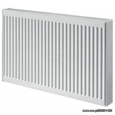 DELONGHI Radel 22/400/3000 4073 Kcal Θερμαντικό Σώμα Πάνελ (Panel) Εξωτερικού Βρόγχου Λευκό