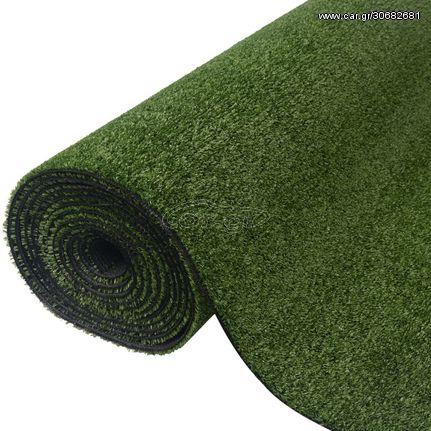 Χλοοτάπητας Συνθετικός Πράσινος 0,5 x 5 μ./7-9 χιλ.