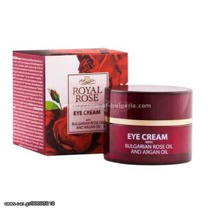 Biofresh Royal Rose Κρέμα ματιών με ροδέλαιο 25ml
