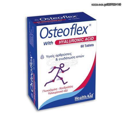 Health Aid Osteoflex with Hyaluronic Acid 60 Tabs Αρθρώσεις