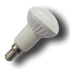 Αλουμινένια Λάμπα LED - 6W E14 R50