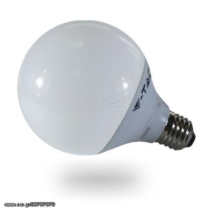 Λάμπα  LED - 10W G95 Е27 Thermoplastic