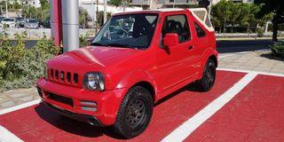 Suzuki Jimny '06 SOFT TOP ΠΡΟΣΦΟΡΑ
