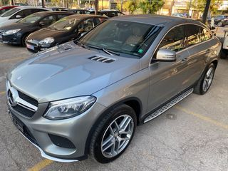 Mercedes-Benz GLE Coupe '16 AMG