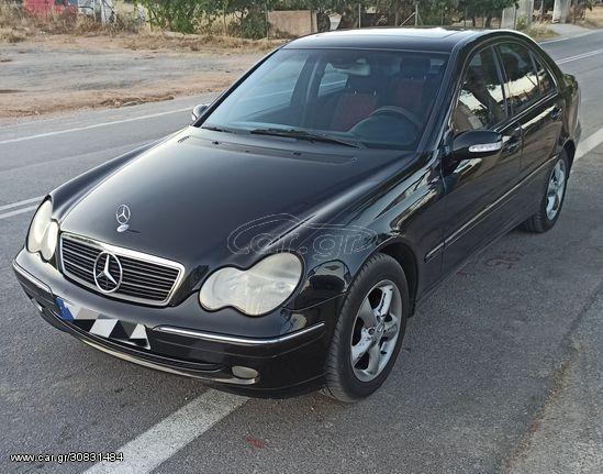 Mercedes-Benz C 200 '02 ΠΡΟΣΦΟΡΑ!!!