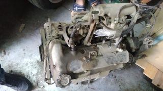 Κινητήρας Suzuki Wagon R+ K10A