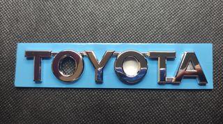 Toyota Γραμματοσειρά Σήμα.